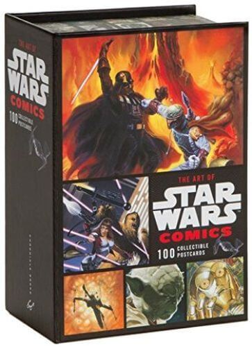 The Art of Star Wars Comics: 100 Collectible Postcards