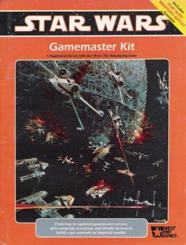 Star Wars Gamemaster Kit