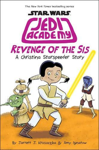 Jedi Academy: Revenge of the Sis