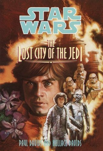 The Lost City of the Jedi