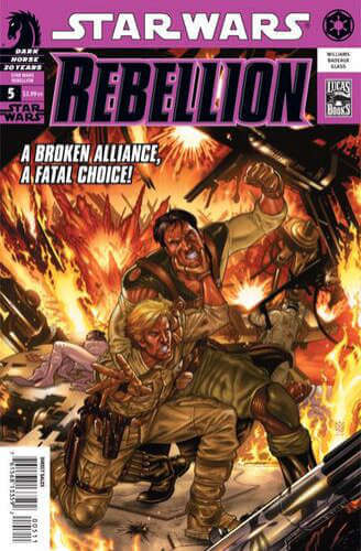Rebellion #05: My Brother, My Enemy, Part 5