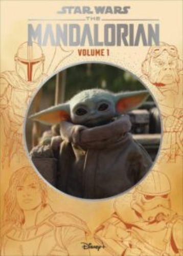 The Mandalorian: Volume 1(Disney Die-Cut Classics)