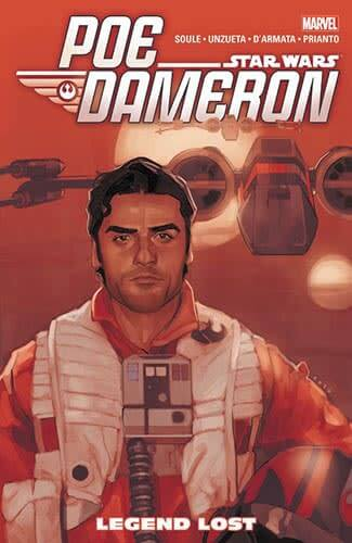 Poe Dameron Vol. 3: Legend Lost(Trade Paperback)