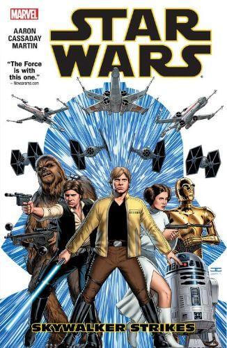 Star Wars (2015) Vol. 1: Skywalker Strikes (Trade Paperback)
