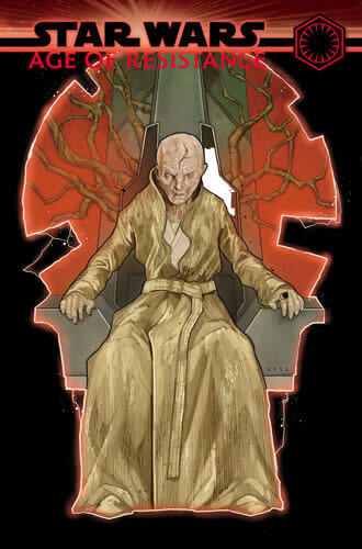Age Of Resistance: Supreme Leader Snoke