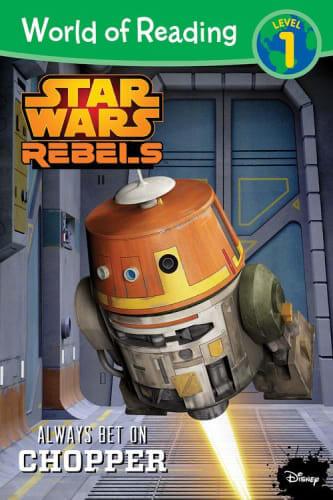 Rebels: Always Bet on Chopper