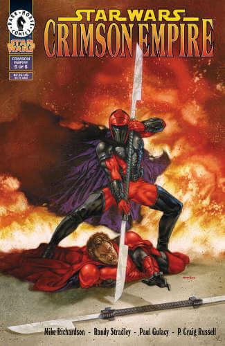 Crimson Empire #6