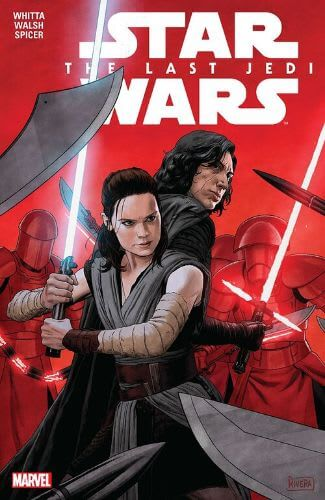 Star Wars Episode VIII: The Last Jedi Adaptation (Graphic Novel)