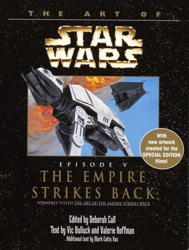 The Art of Star Wars Episode V: The Empire Strikes Back
