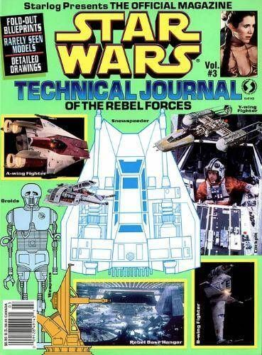 Star Wars Technical Journal (Volume Three) of the Rebel Forces