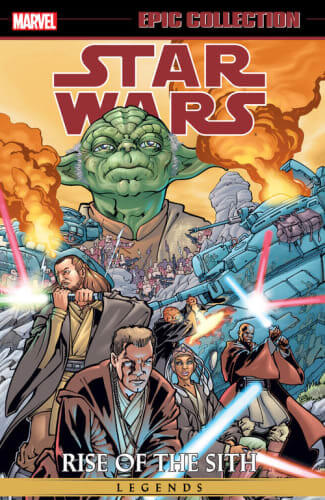 Legends Epic Collection: Rise of the Sith Vol. 1