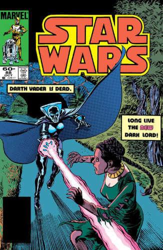 Star Wars (1977) #88: Figurehead