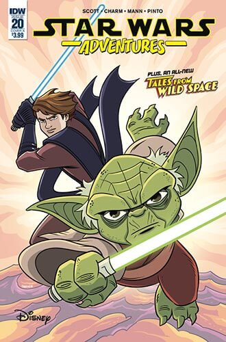 Star Wars Adventures (2017) #20