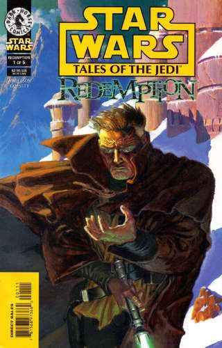 Tales of the Jedi: Redemption #1: A Gathering of Jedi