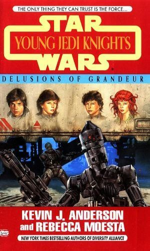Young Jedi Knights #9: Delusions of Grandeur