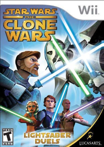 The Clone Wars: Lightsaber Duels