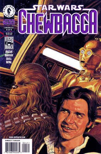Chewbacca (2000) #4