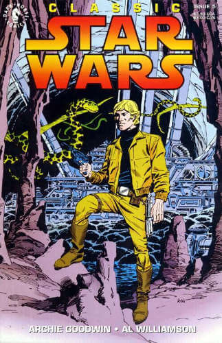 Classic Star Wars #05: The Serpent Masters (pt.2)
