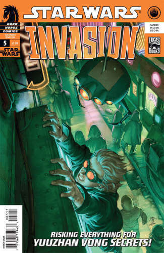 Invasion: Refugees #5