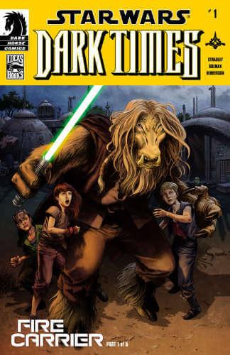 Dark Times #23 Fire Carrier 1