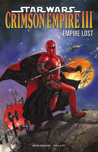 Crimson Empire III: Empire Lost