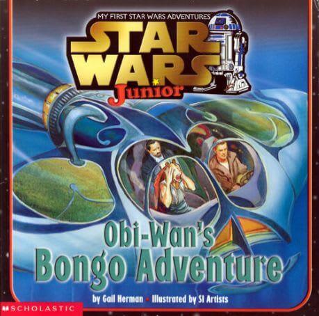 Obi-Wan's Bongo Adventure