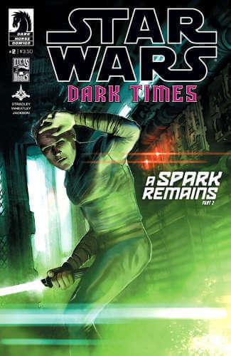 Dark Times #29 A Spark Remains 2