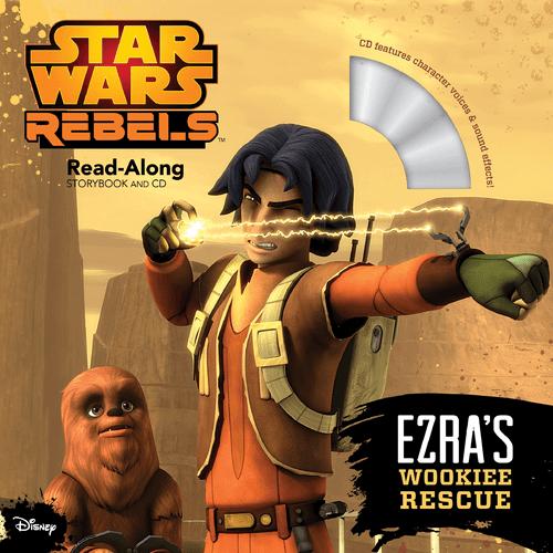 Rebels: Ezra's Wookiee Rescue