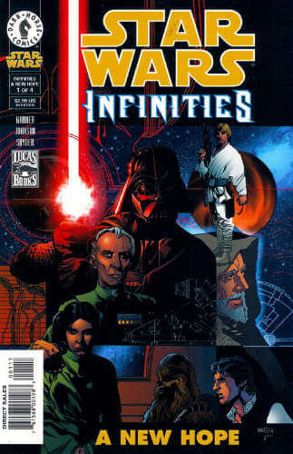 Star Wars Infinities: A New Hope #1