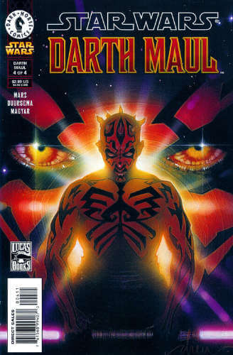 Darth Maul (2000) #4