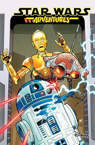 Star Wars Adventures (2017) Vol. 05: Mechanical Mayhem (Trade Paperback)