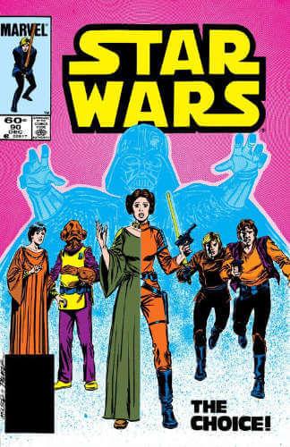 Star Wars (1977) #90: The Choice