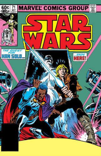 Star Wars (1977) #71: Return to Stenos