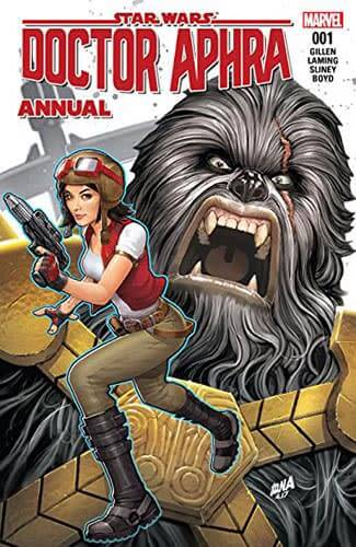 Doctor Aphra (2016) Annual 1