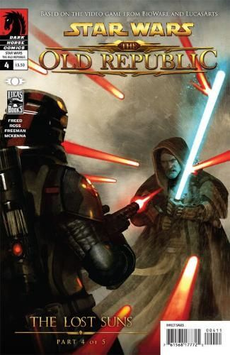 The Old Republic: The Lost Suns #4
