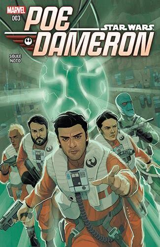 Poe Dameron 03: Black Squadron, Part III