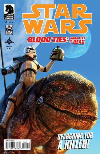 Blood Ties: Boba Fett is Dead #2