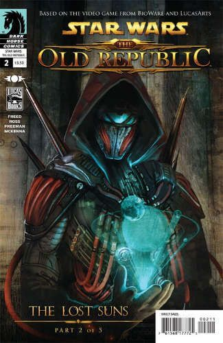 The Old Republic: The Lost Suns #2
