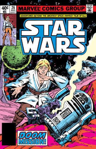 Star Wars (1977) #26: Doom Mission