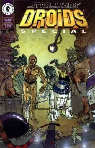 Star Wars: Droids Special