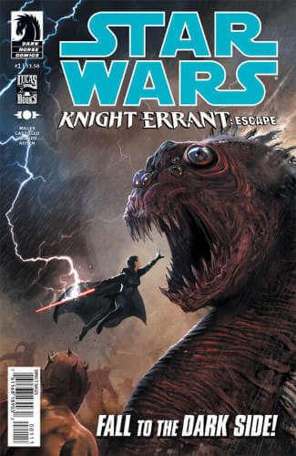 Knight Errant: Escape #1