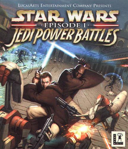 Episode I - Jedi Power Battles