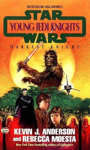 Young Jedi Knights #5: Darkest Knight