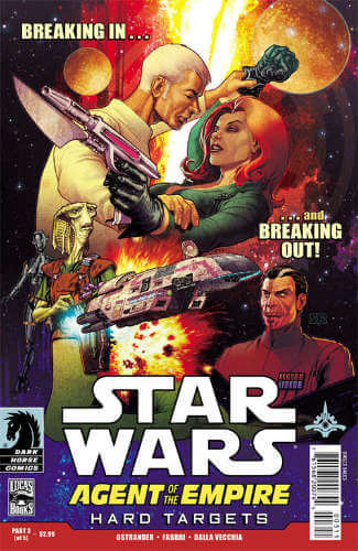 Agent of the Empire #08: Hard Targets, Part 3
