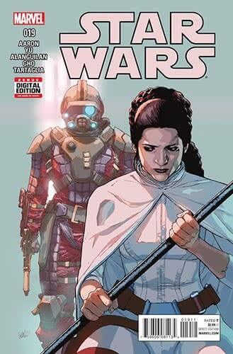 Star Wars (2015) #19: Rebel Jail, Part IV