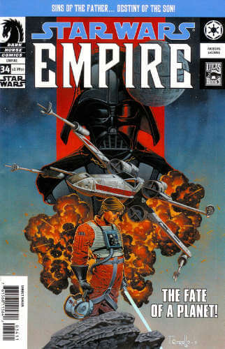 Empire #34: In the Shadows of Their Fathers, Part 5
