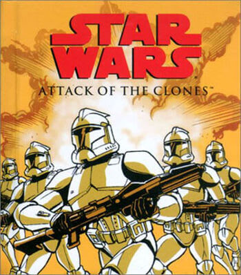 Episode II: Attack of the Clones (Mighty Chronicles)