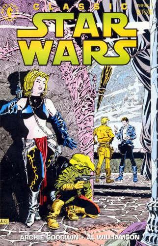 Classic Star Wars #07: Traitor's Gambit
