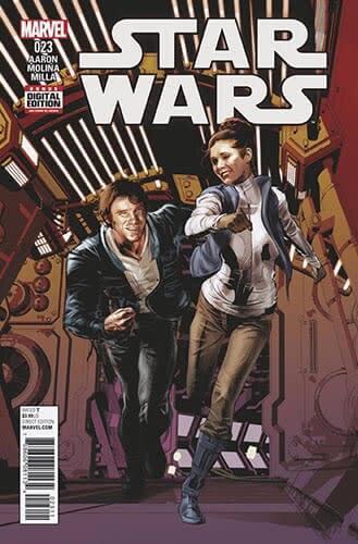 Star Wars (2015) #23: The Last Flight of the Harbinger, Part III