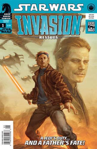 Invasion: Rescues #1